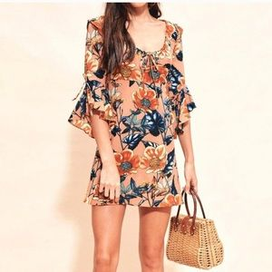 For love and lemons dress worn once
